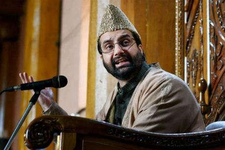 जम्मू कश्मीरः अलगाववादी नेता मीरवाइज उमर फारूक नजरबंद