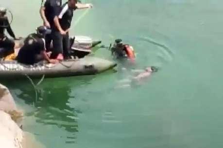 सूरजकुंड की डेथ वैली में डूबने से 3 युवकों की मौत, दिल्ली से आए थे घूमने