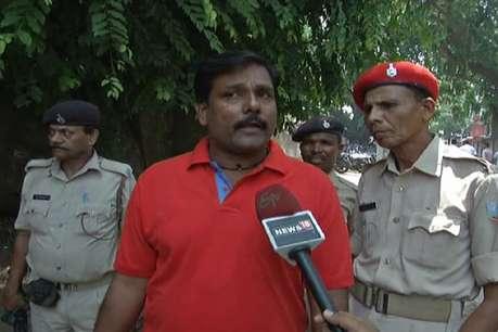 नीरज हत्याकांड : 14 दिनों की न्यायायिक हिरासत में डब्लू मिश्रा