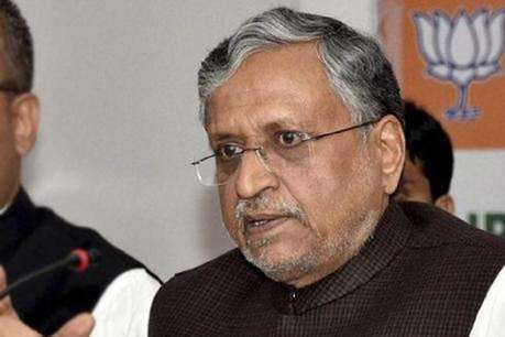 Lalu family used co-op bank as milch cow: Sushil Modi