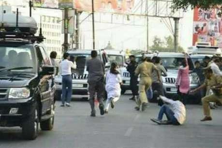 पीएम मोदी का दौरा: लखनऊ में उपद्रवियों की धरपकड़ तेज, समाजवादी छात्रसभा के 2 नेता गिरफ्तार