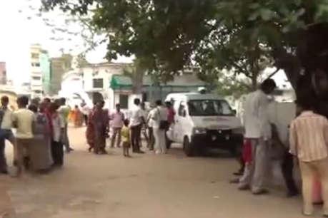 वैशाली में ट्रक ने स्कूटी को मारी टक्कर, एक की मौत