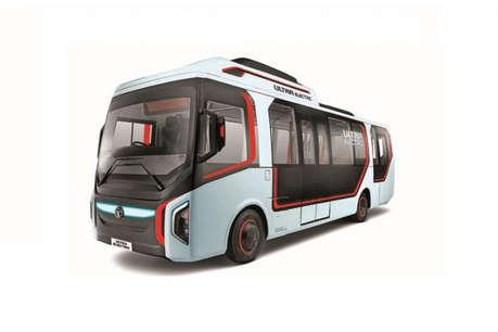 भारत के इस शहर में चल रहा है 'इलेक्ट्रिक बस' का ट्रायल