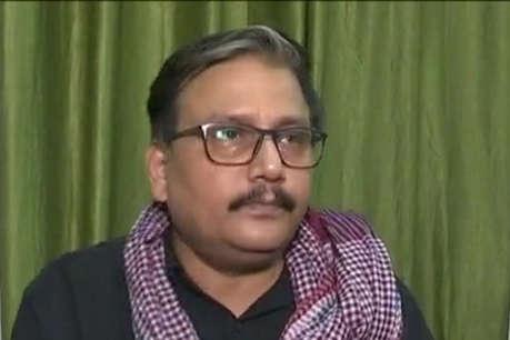Image result for राजद प्रवक्ता मनोज झा image
