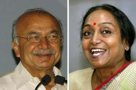 बीजेपी के दलित कार्ड के जवाब में शिंदे या मीरा कुमार को उतार सकती है कांग्रेस