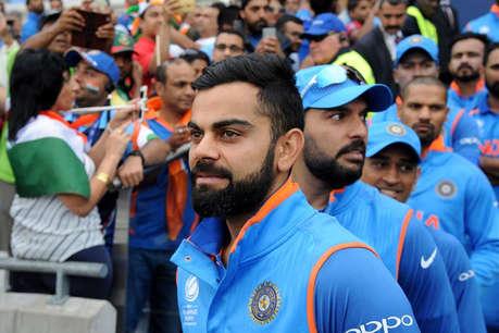 पाकिस्तान से रिकॉर्ड हार के बाद भारत को हुआ ये बड़ा नुकसान, पछता रहे होंगे विराट