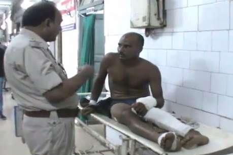 जमशेदपुर में चालक की पिटाई कर ट्रक ले भागे लुटेरे