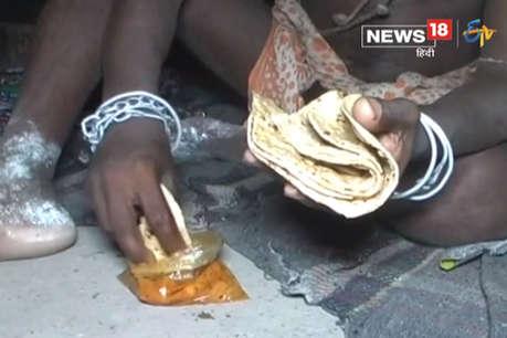 Video : भूखे सोते लोगों के पेट की आग बुझाने के लिए बना डाला रोटी बैंक