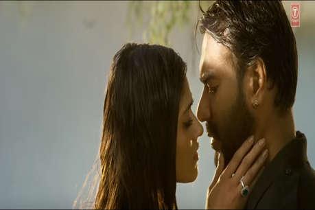 'मेरे रश्क-ए-कमर' में दिखी अजय और इलियाना की रोमांटिक केमिस्ट्री