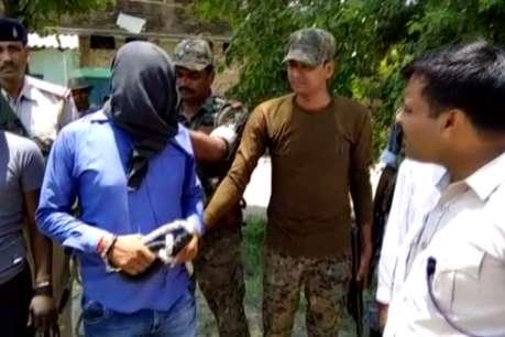 ग्रामीण बैंक डकैती में शामिल छह में से चार को पुलिस ने दबोचा