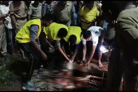 दिल्ली: सैप्टिक टैंक में दम घुटने से चार सफाई कर्मचारियों की मौत, एक घायल