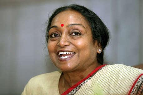 SC/ST Act पर बोलीं मीरा कुमार, 'सभी अच्छी चीजों का विरोध होता है'