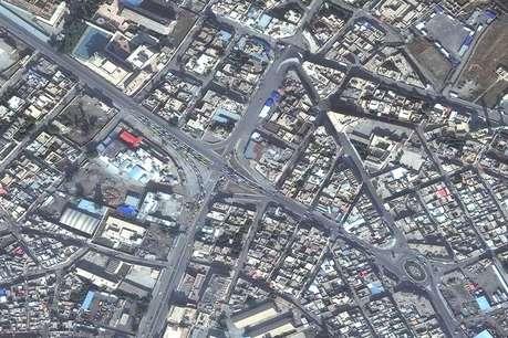 आईएस के कारण इस तरह बदल गई इराक के मोसुल शहर की तस्वीर!