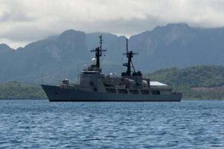 कैमरून का सैन्य पोत समुद्र में डूबा, दर्जनों लापता