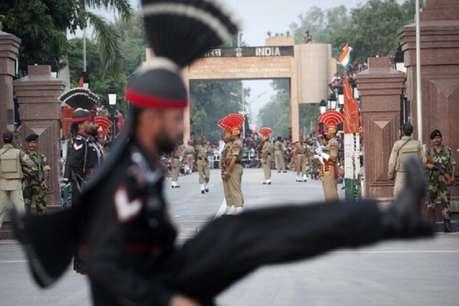 जब बीटिंग रिट्रीट सेरेमनी के दौरान गिर पड़ा पाकिस्तानी जवान, वीडियो वायरल!