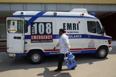 आज से राजस्थान में 100 नई '108-एम्बुलेंस' तैनात