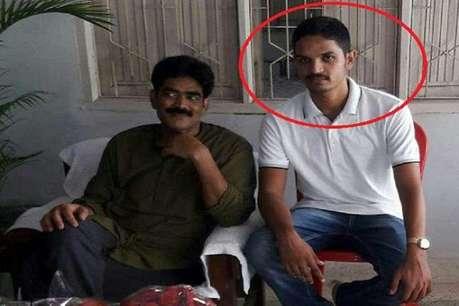 सीवान में पकड़े गये राजद नेता मिन्हाज खान के हत्यारे
