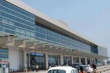 लखनऊ एयरपोर्ट पर कस्टम विभाग ने पकड़ा 1 करोड़ का सोना