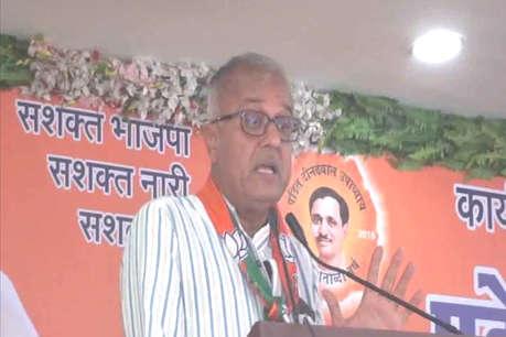भाजपा के मुकाबले आज नहीं खड़ी कोई भी पार्टी: नन्द कुमार सिंह