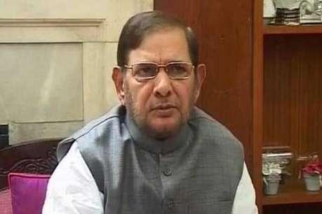 शरद यादव पर नीतीश की कार्रवाई, छीन लिया राज्यसभा में पार्टी नेता का पद