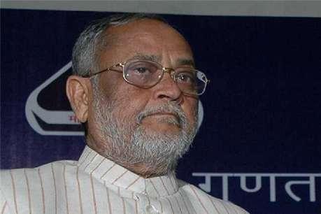 राजद सांसद तस्लीमुद्दीन का चेन्नई में निधन, लालू-नीतीश ने जताया शोक