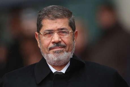 मिस्र के पूर्व राष्ट्रपति की आजीवन कारावास की सजा बरकरार
