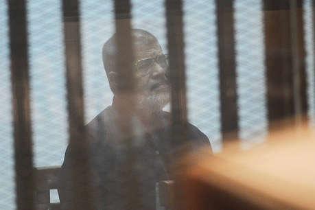 मिस्र: अपदस्थ राष्ट्रपति मुहम्मद मुर्सी की आजीवन कारावास की सज़ा बरकरार