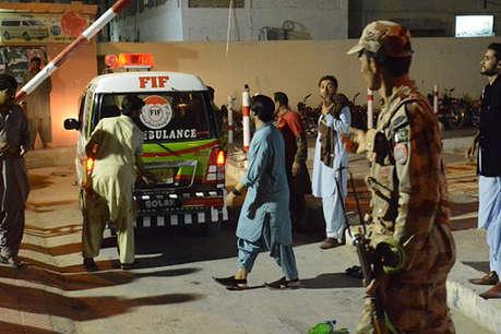 पाक धमाका: तहरीक-ए-तालिबान ने ली ज़िम्मेदारी, 6 सुरक्षाकर्मियों की मौत