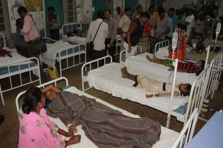 बिलासपुर में अनजान ने बच्चों को खिलाई मिठी गोली, 14 की तबीयत बिगड़ी