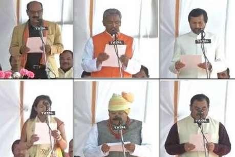त्रिवेंद्र सरकार की विदेश यात्रा, 10 में से चार मंत्रियों का फॉरेन ट्रिप