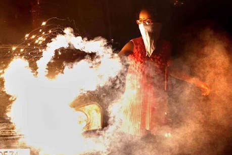 दशहरा-दीपावली पर दिल्ली-एनसीआर में पटाखों की एंट्री पर बैन