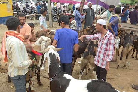 महाराष्ट्र के इस मंदिर में नवरात्रि पर बकरे की बली पर रोक, तनाव