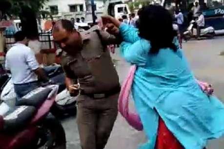 SSP ने मांगी जज पर कार्रवाई की अनुमति, की थी पुलिसकर्मियों की पिटाई