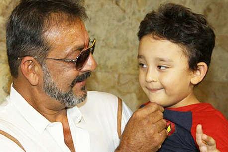 संजय दत्त नहीं चाहते कि उनकी तरह बने बेटा शाहरान!