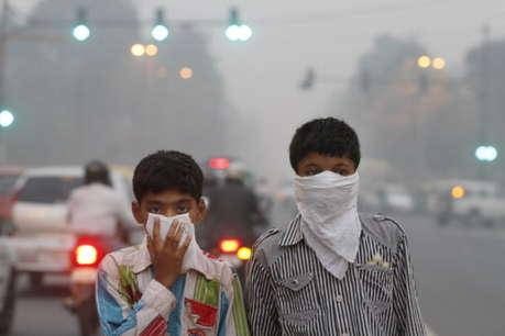 UP के इन 5 शहरों ने प्रदूषण में दिल्ली को पीछे छोड़ा
