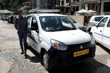 ये हैं मनाली की पहली महिला टैक्सी ड्राइवर
