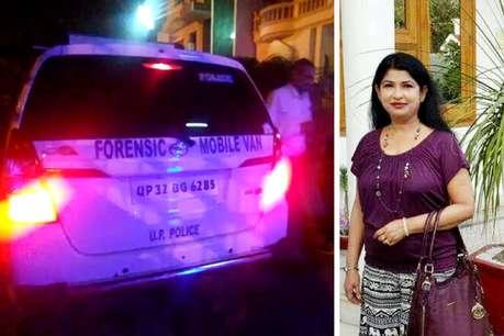 लखनऊ: PCS अफसर की पत्नी ने किया सुसाइड, जांच में जुटी पुलिस