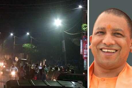 गोरखपुर: LED लाइटों से चमकेगा सीएम योगी का शहर