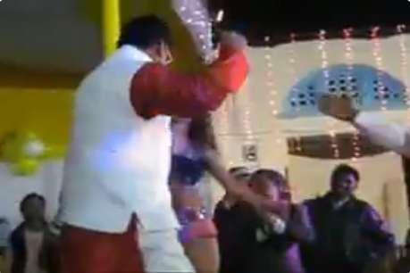 ये है शिक्षा मंत्री के पोल डांस करते वायरल वीडियो का सच..!