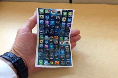 फोल्डेबल स्क्रीन वाले iphone लाने की तैयारी में एप्पल