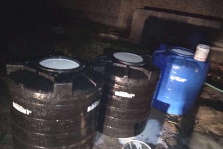 त्योहारों की मिठास में जहर घोलने की तैयारी, समय रहते पुलिस ने जब्त किया मिलावटी दूध