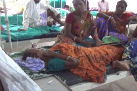 गोड्डा में तेजी से पैर पसार रहे मलेरिया से बढ़ी लोगों की परेशानी