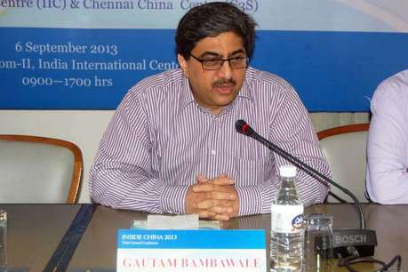 चीन में भारत के अगले राजदूत होंगे गौतम बंबावाले