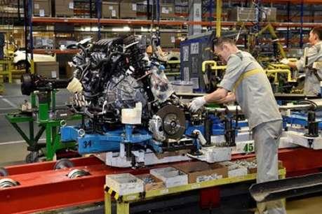 9 महीनों की ऊंचाई पर पहुंचा औद्योगिक उत्पादन