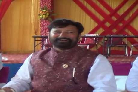 जम्मू-कश्मीर के मंत्री चौधरी लाल सिंह भाजपा जिला चुनाव प्रभारी नियुक्त