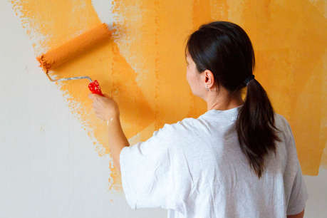 ह द न य ज interior house painting tips ह न द