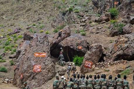 चीन से निपटने के लिए सेना ने बनाया टनल प्लान
