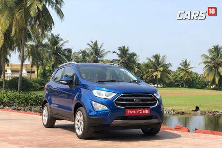 Ford Ecosport की एक्सक्लूसिव बुकिंग, घंटेभर में 123 यूनिट बिकी