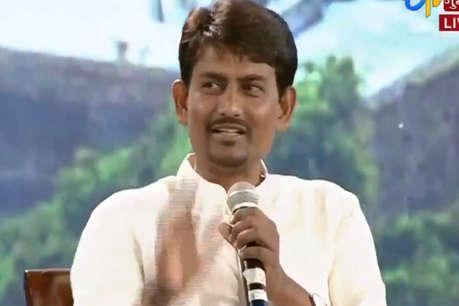 #AgendaGujarat: अल्पेश बोले- BJP का झंडा पकड़ने पर ही अच्छा काम होता है