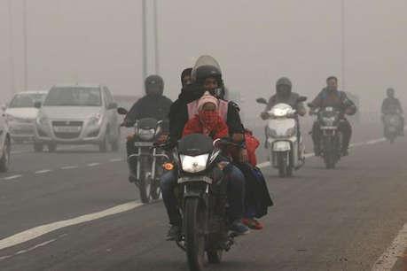 राजधानी की विलेन हैं मोटरसाइकिलें